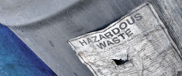 hazardous waste photo