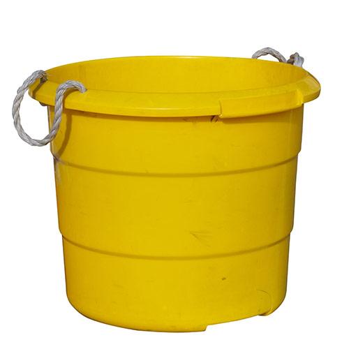 oversized pail