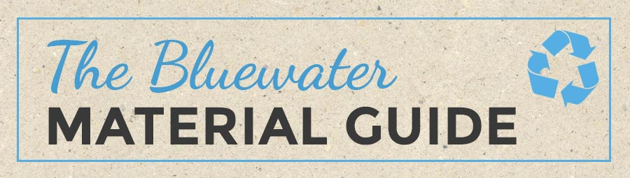bluewater recycling guide