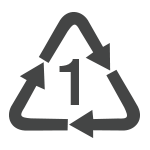 Recycle Symbol 1