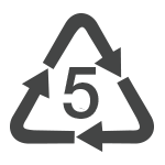 Recycle Symbol 5