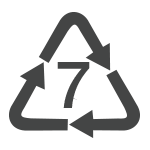 Recycle Symbol 7