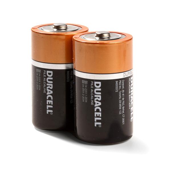 alkaline battery