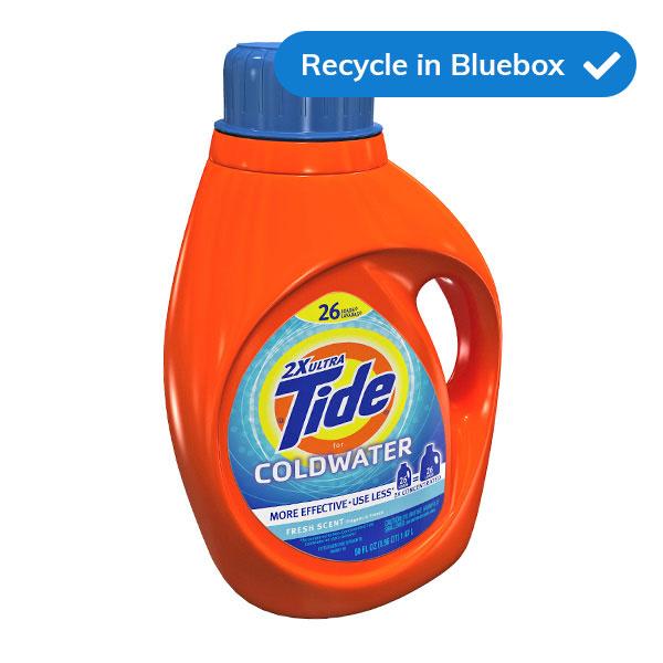 detergent jug