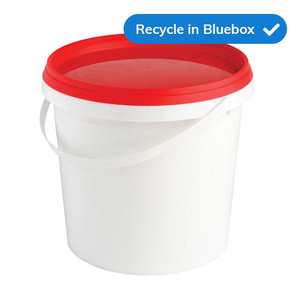 plastic pail