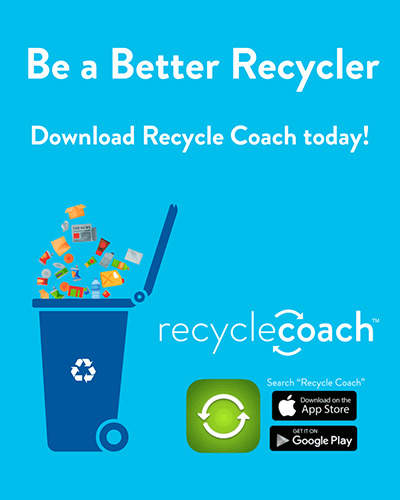 recycle coach app