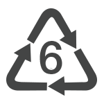 Recycle Symbol 6