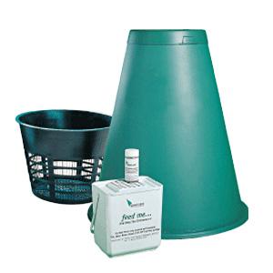 green cone photo
